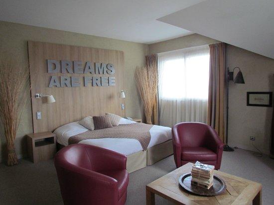 Ibis Styles Cholet : Magnifique chambre