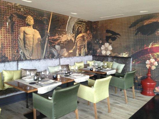 Restaurante Cafe Mencey: Bravo por conseguir un conjunto armonioso