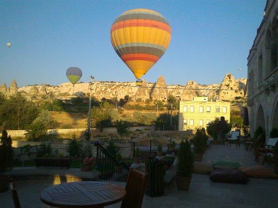Goreme Inn Hotel: Balloon Tour in Capppadocia