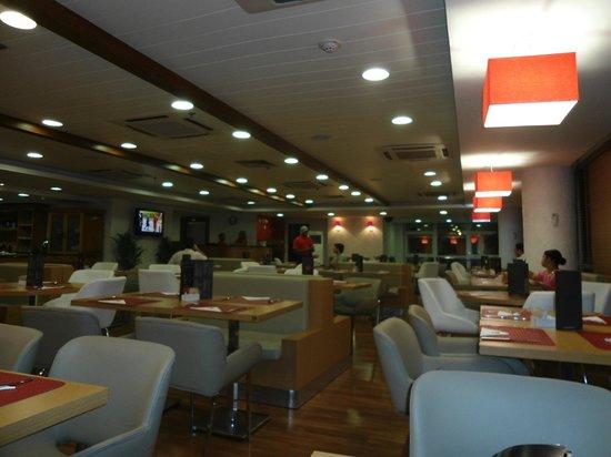 Ibis Rio de Janeiro Santos Dumont: restaurante