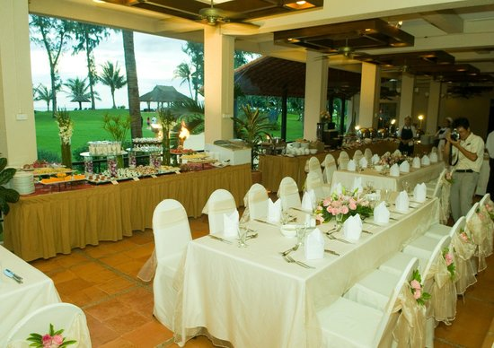 Ocean Dunes Resort : Reception overlooking the Ocean