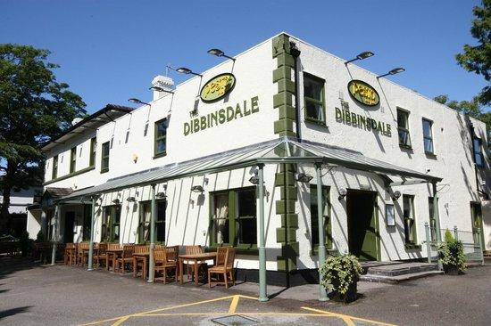 Pesto at the Dibbinsdale Inn