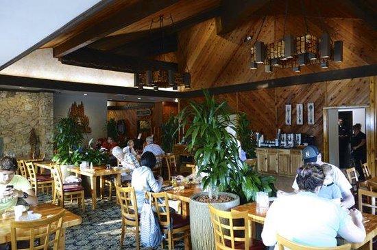 Best Western Plus Tree House: Ontbijt-rumte
