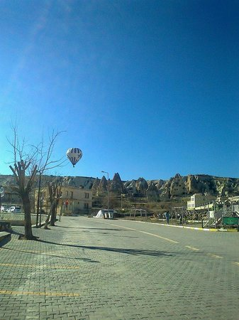 Goreme Inn Hotel: Balloon Tours in Cappadocia