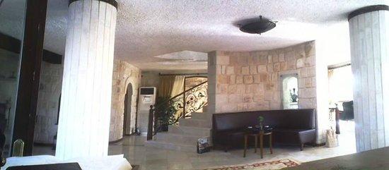 Goreme Inn Hotel: lobby