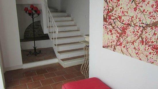 Benali Guesthouse Tarifa: Pasillo