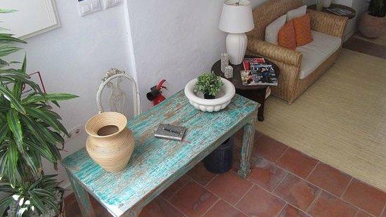 Benali Guesthouse Tarifa: Entrada