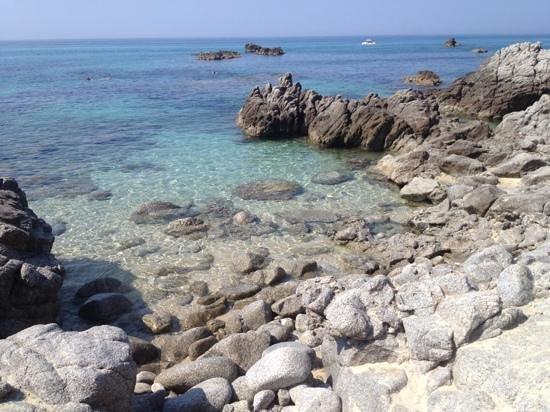 Costa Real Tropea: mare