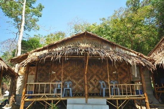 Phutawan Bamboo Resort : Phutawan Bamboo Bungalow
