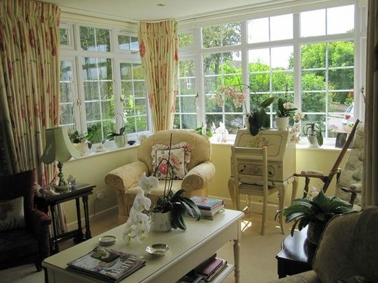 Blandford House Worthing Bed & Breakfast: Blandford House offers fantastic views in all directions