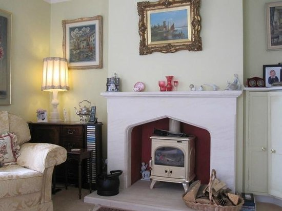 Blandford House Worthing Bed & Breakfast: The house is well appointed and tastefully decorated