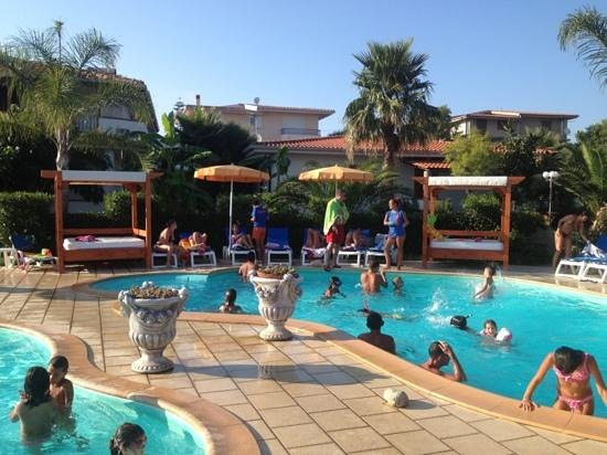 Costa Real Tropea: Piscine..