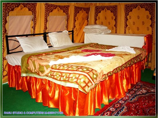 Hotel Nirmal Haveli: tent