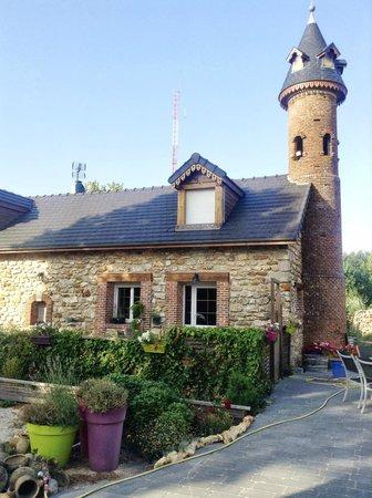 Le Chalet Champenois: Building principal
