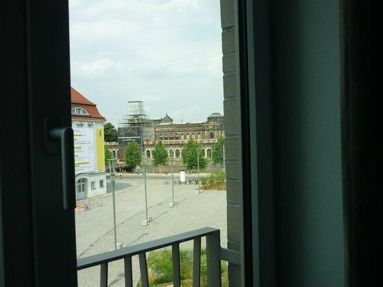 Motel One Dresden am Zwinger: Zwingerblick
