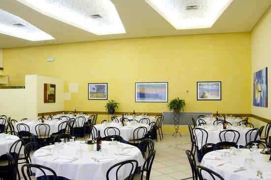 Hotel Terme Pellegrini: ristorante