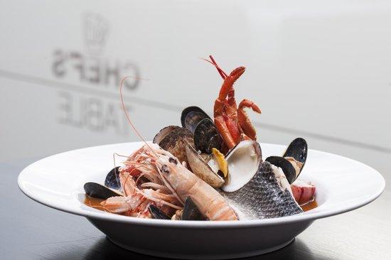 Chef's Table: specialiteit bouillabaisse