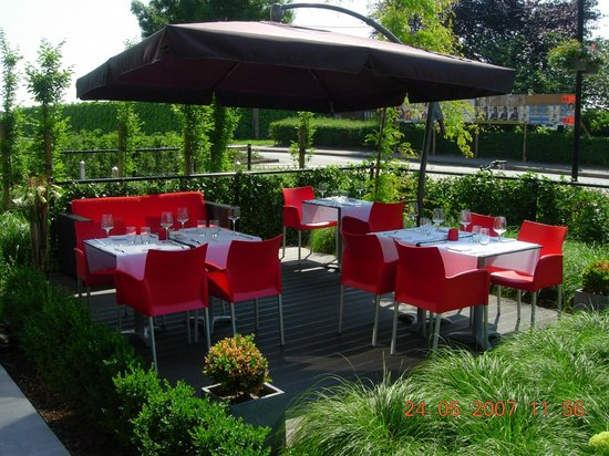 Chef's Table: ons gezellig terras