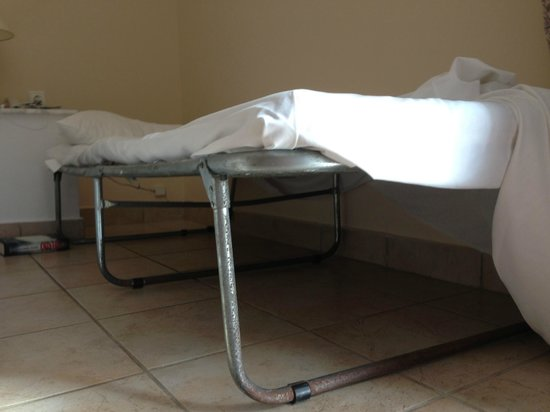 Mitsis Summer Palace: extra bed