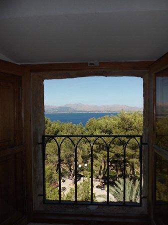 Petit Hotel Hostatgeria La Victoria: Panorama