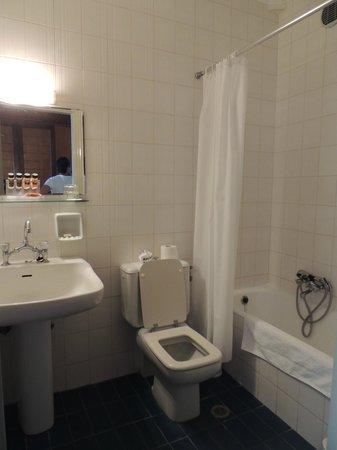 Hotel Limira Mare: bagno