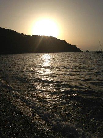 Sea Kayak Italy: Tramonto