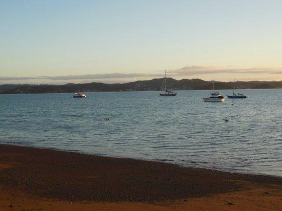 Paihia harbour, Bay of Islands,
