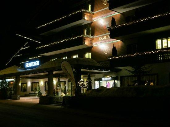 ERMITAGE Wellness- & Spa-Hotel : Hoteleingang