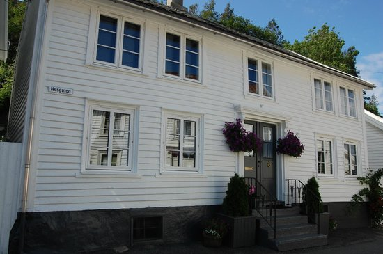 The Dutch Town: One of the oldest houses