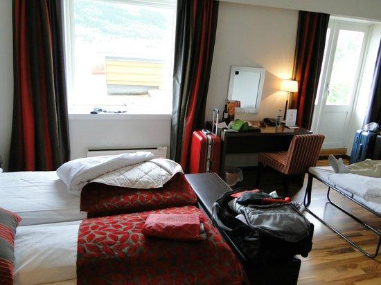 Park Hotel Vossevangen: clean   room
