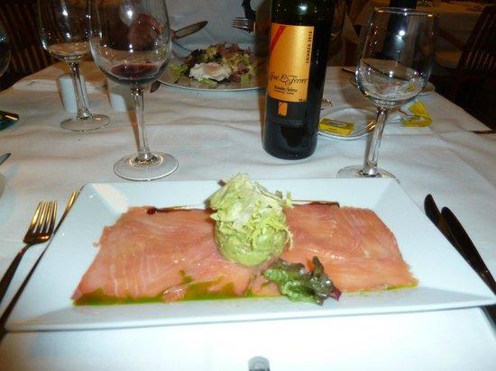 Hotel Cala Sant Vicenc: Restaurant