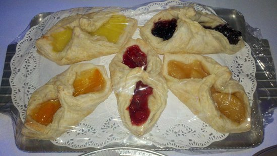 The Pie Factory : Fruit Turnovers
