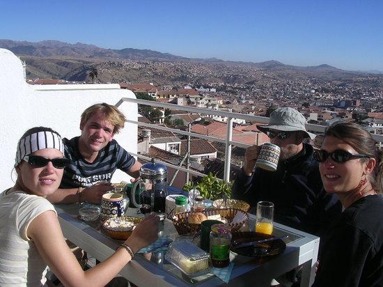 Casa AL Tronco: terrace2