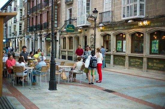 La Morada del Cid: downtown Burgos