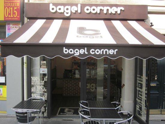 Bagel Corner Jussieu Paris Quartier Latin