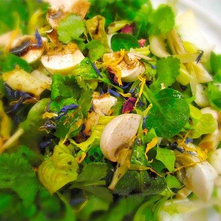 Didaskali : Salade d'Automne