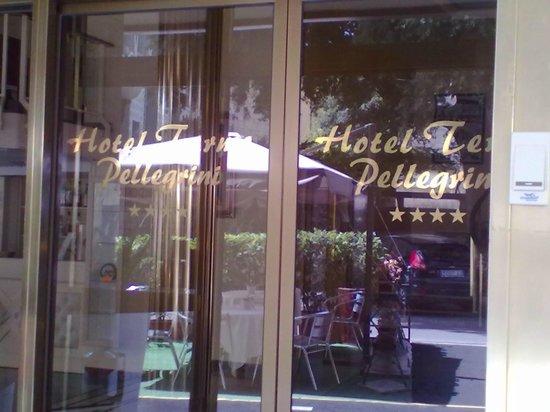 Hotel Terme Pellegrini: INGRESSO