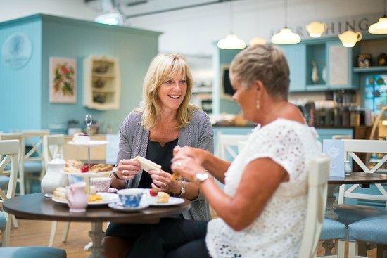 Oswaldtwistle, UK: The Terrace Tea Room