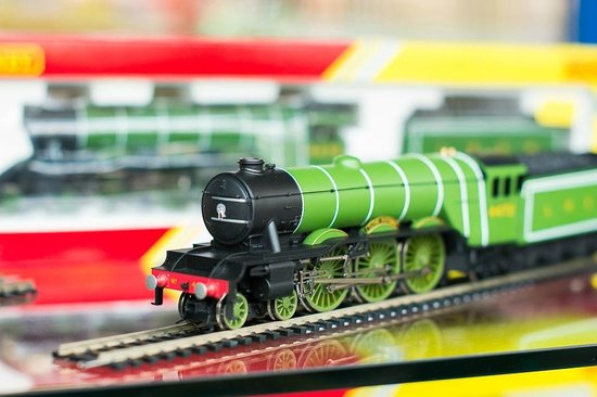 Oswaldtwistle, UK: Hornby Trains