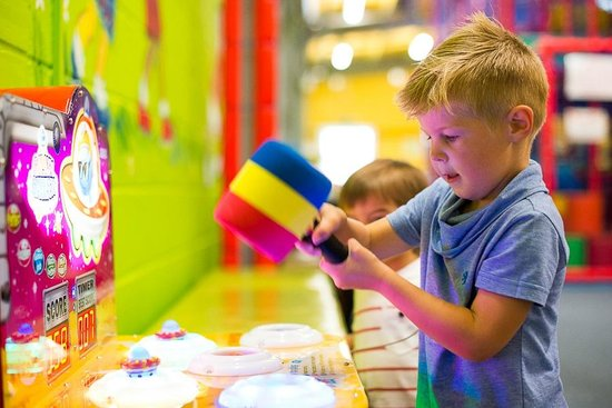 Oswaldtwistle, UK: Mr Bubbles Play Centre