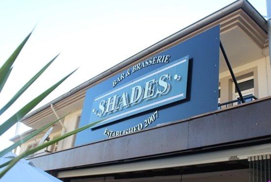 Shades Restaurant Cafe and Bar: Shades Bar and Brasserie, Ovacik