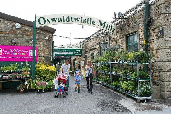 Oswaldtwistle, UK: Fun for all the family