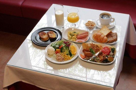 「ダイワロイネットホテル横浜公園 朝食」の画像検索結果