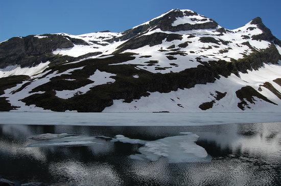 Grindelwald, Swiss: Lake