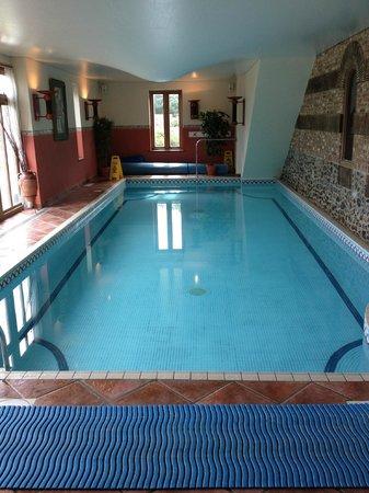 Wallett's Court Hotel: The Pool