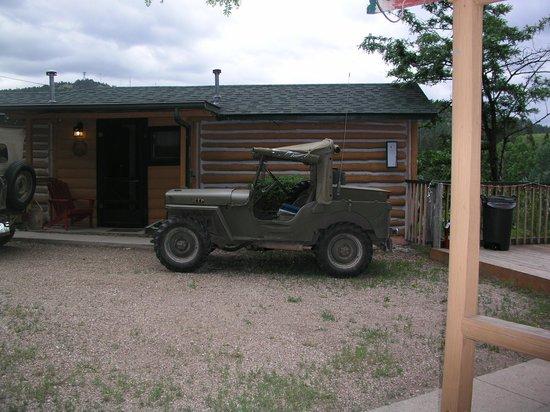 Historic Log Cabins : Cabin 4