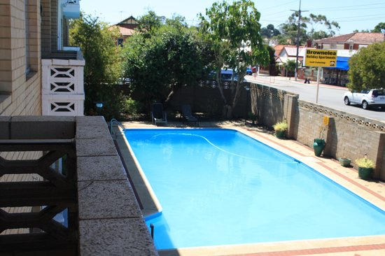 Brownelea Holiday Apartments: Das Apartment