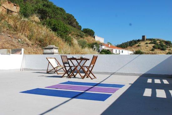 Yoga Surf Roof Terrace House