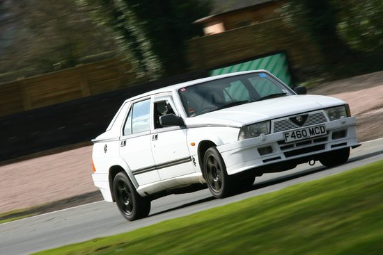 Oulton Park Circuit: track day