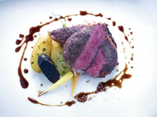 Grand Union Hotel: Cooked to Perfection